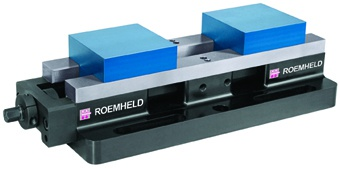 Roemheld launches new self-centring vice