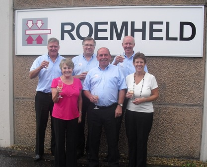 Roemheld celebrates 25th anniversary