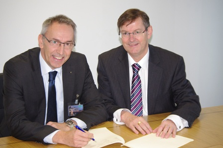 Roemheld signs up to leading UK R&D development