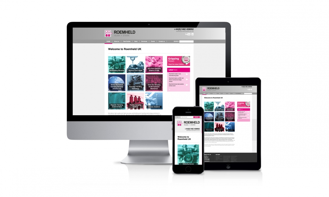 Roemheld UK launches new website