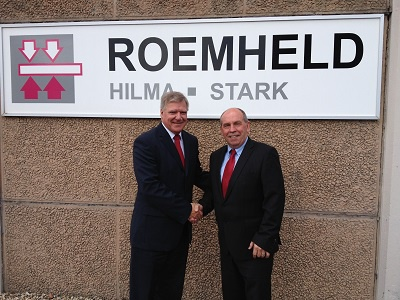 Roemheld appoints new joint Managing Director