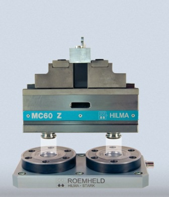 Roemheld exhibits how workholding can increase competitiveness at MACH