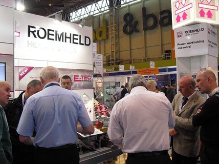 Roemheld takes lead at MACH