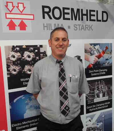 Roemheld appoints new Sales Manager in the North